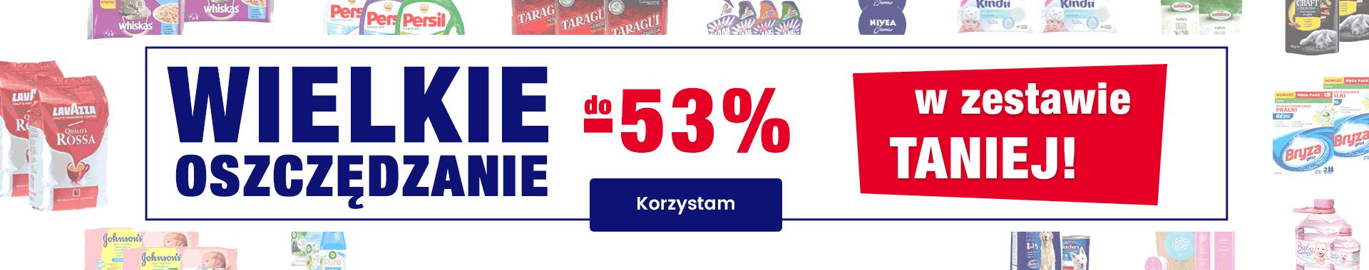 BDsklep: do 53% rabatu na zestawy w supermarkecie internetowym