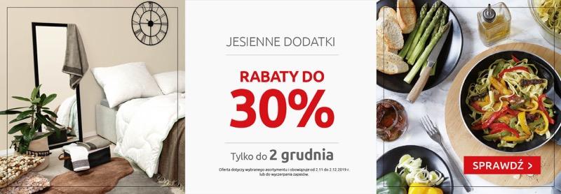 Black Red White: do 30% zniżki na jesienne dodatki