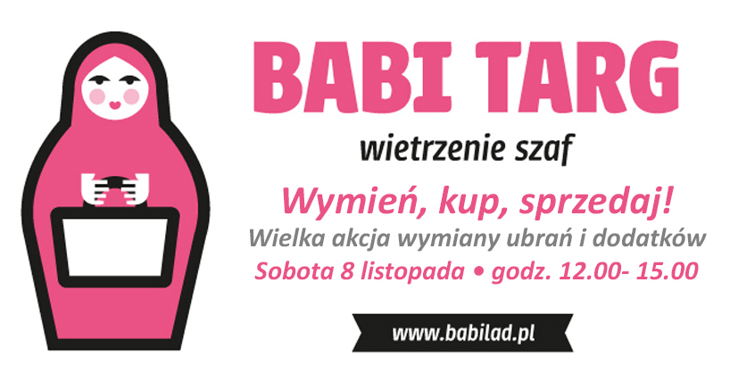 Babi Targ w galerii Przymorze w Gdańsku 8 listopada 2014