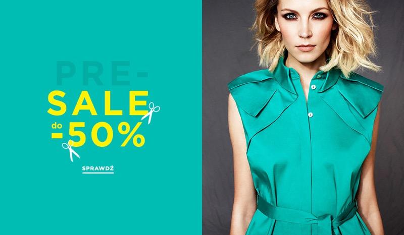 Balladine: wyprzedaż do 50% rabatu na odzież damską