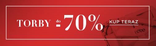 Balladine: do 70% zniżki na torby damskie