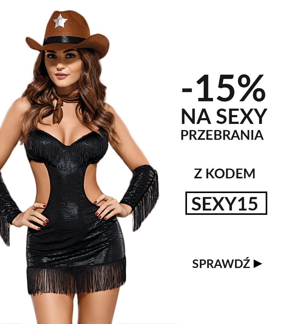 Bardotti: 15% rabatu na sexy przebrania