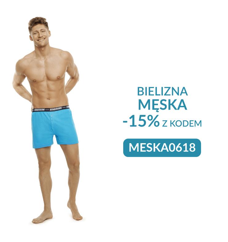 Bardotti: 15% zniżki na bieliznę męską