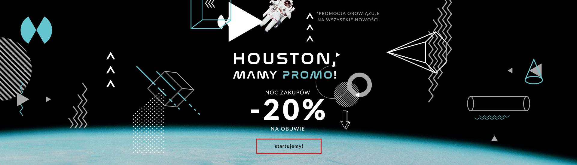 BeJeans: Noc Zakupów 20% rabatu na obuwie                         title=