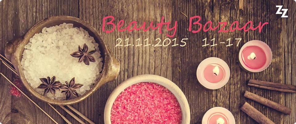 Targi Beauty Bazaar w Warszawie 21 listopada 2015                         title=