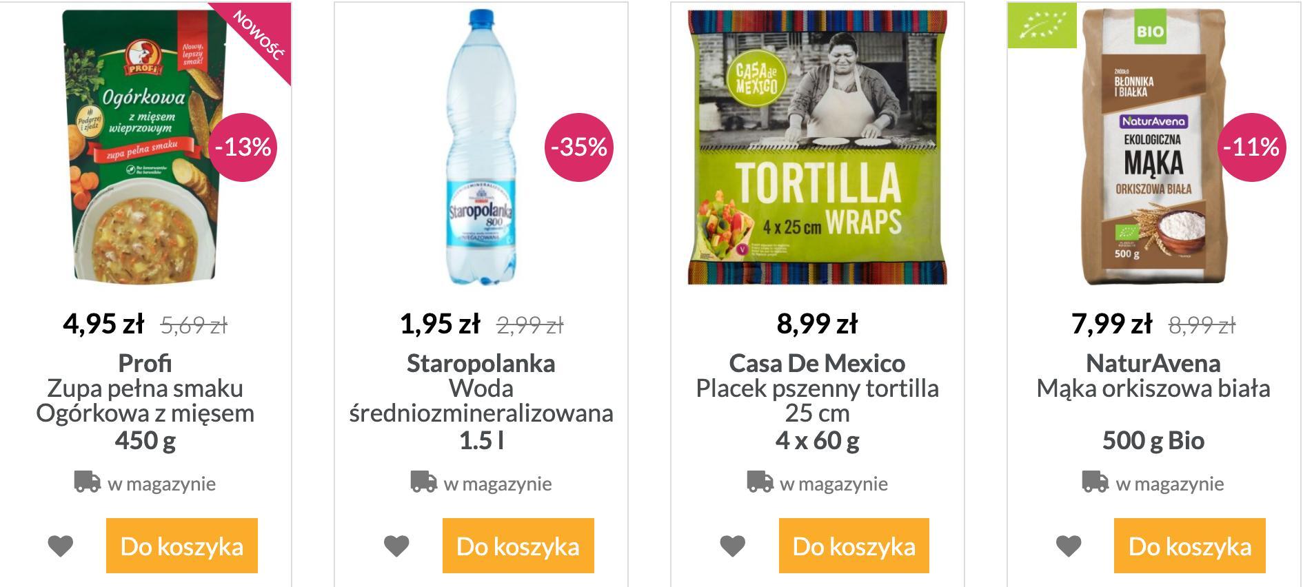 Bee.pl: wyprzedaż do 70% rabatu na zdrową żywność, kosmetyki i artykuły dla dzieci