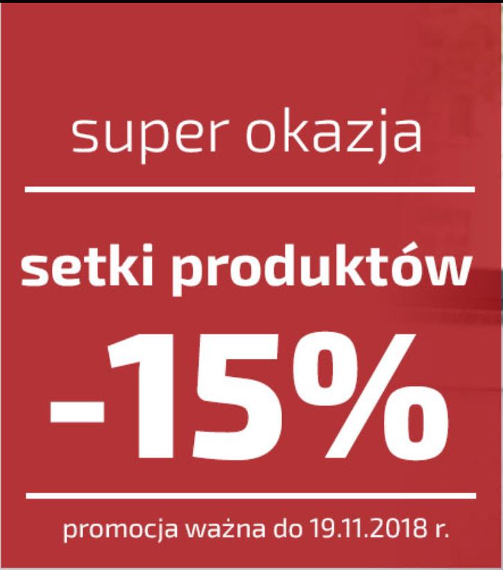 Bella Storia: 15% rabatu na poduszki, kołdry i pościele