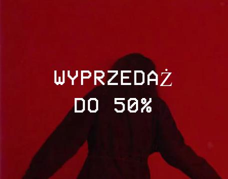 Bershka Bershka: wyprzedaż do 50% rabatu na odzież damską oraz męską