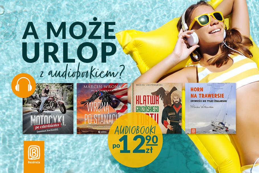 Bezdroża Bezdroża: audiobooki po 12,90 zł