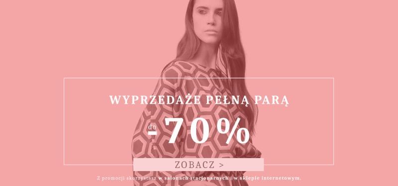 Bialcon: wyprzedaż do 70% rabatu na ubrania damskie