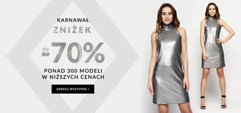 Bialcon: do 70% zniżki na odzież damską