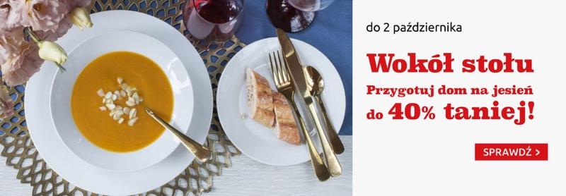Black Red White: do 40% zniżki na akcesoria stołowe