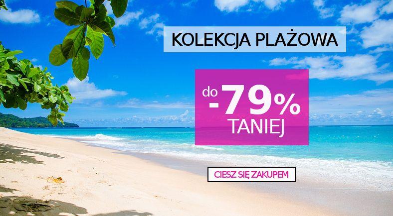 Blisko Ciała: wyprzedaż do 79% rabatu na kolekcję plażową