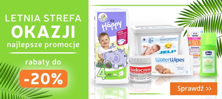 BliżejCiebie: do 20% zniżki na produkty dla dzieci i niemowląt