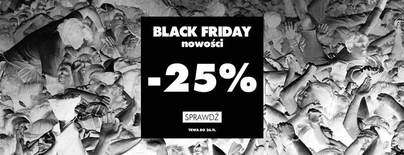 Black Friday Bludshop: 25% zniżki na odzież i obuwie typu streetwear z najnowszych kolekcji