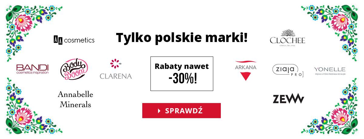 Bodyland: do 30% zniżki na kosmetyki polskich marek                         title=