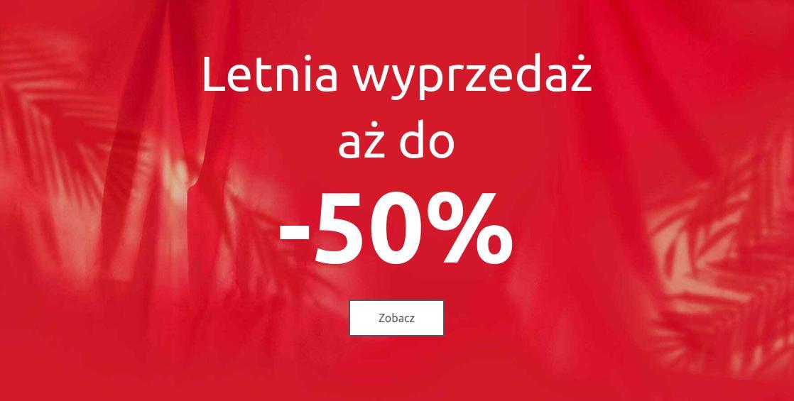 Bon Prix: wyprzedaż do 50% zniżki na odzież damską, męską i dziecięcą