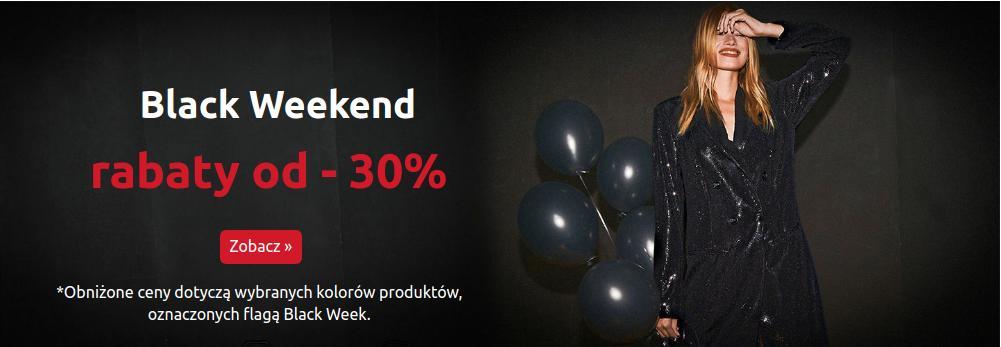 Bon Prix: Black Weekend od 30% rabatu na odzież damską, męską i dziecięcą