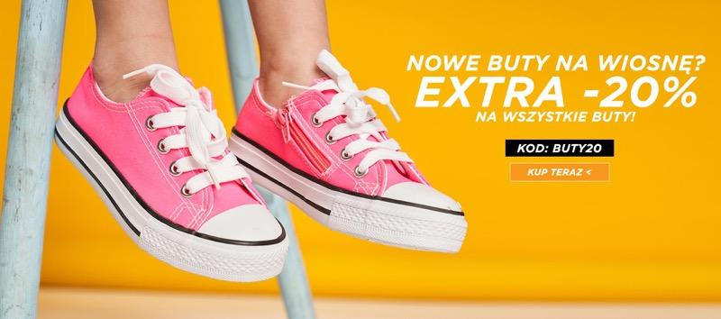 6c46b8613c758 Born2be: extra 20% rabatu na buty damskie, męskie i dziecięce