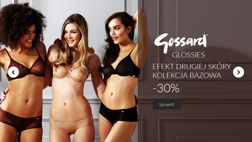 Boutique Bielizny: 30% zniżki na bieliznę marki Gossard Glossies