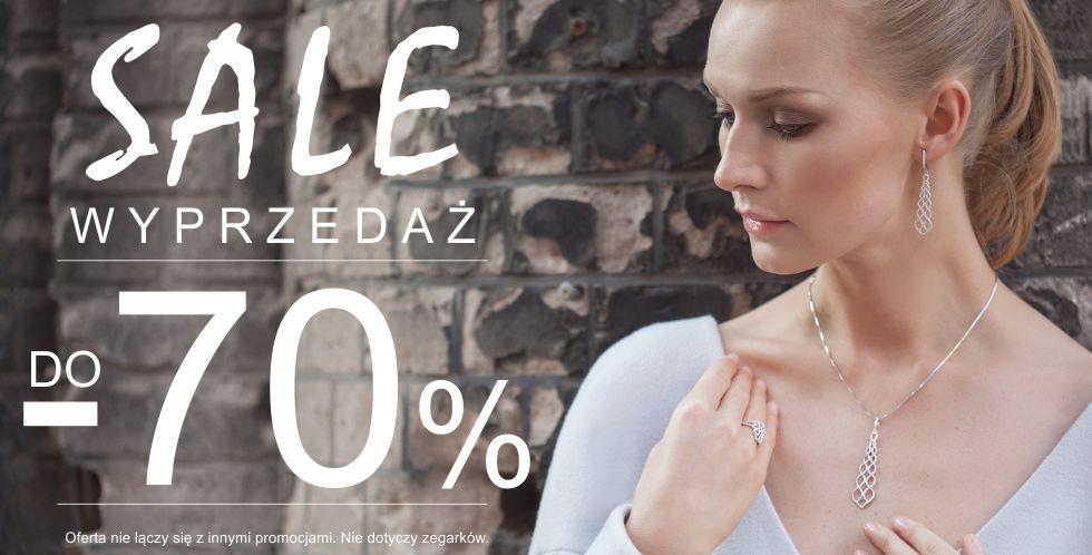 Briju: wyprzedaż do 70% zniżki na biżuterię oraz zegarki                         title=