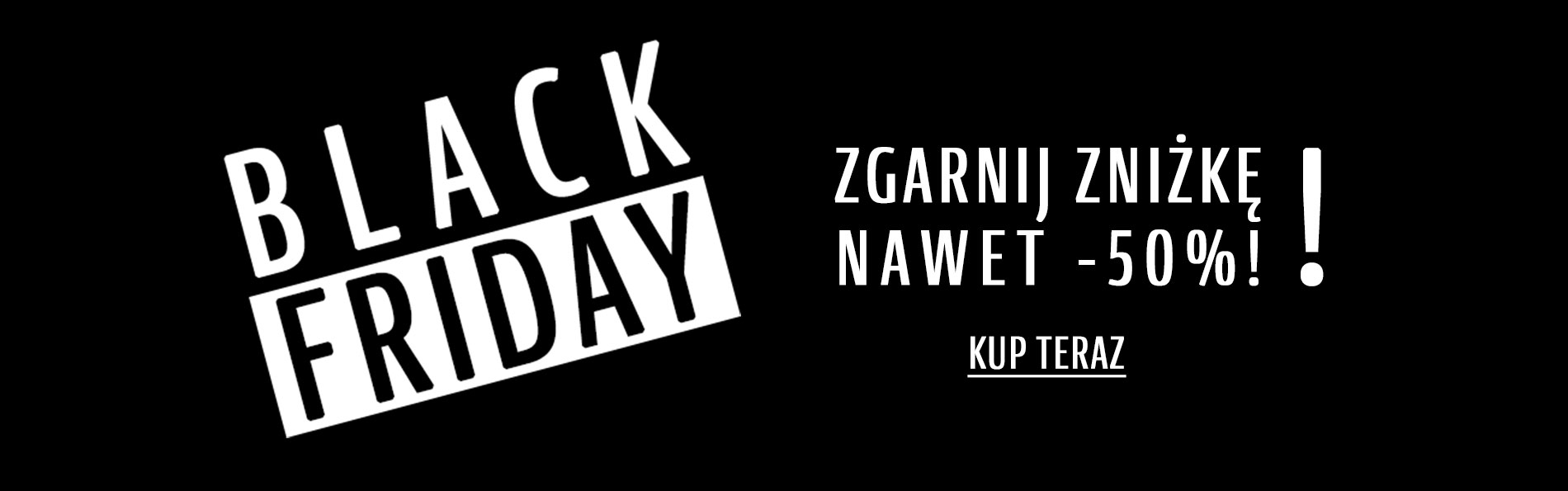 Buff: Black Friday do 50% zniżki na chusty i czapki