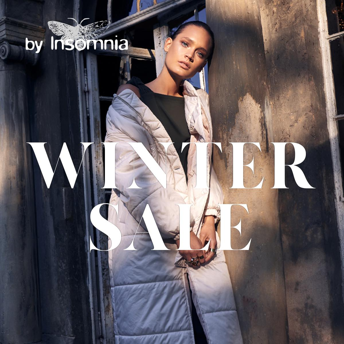 By Insomnia: zimowa wyprzedaż do 40% zniżki na modną odzież damską