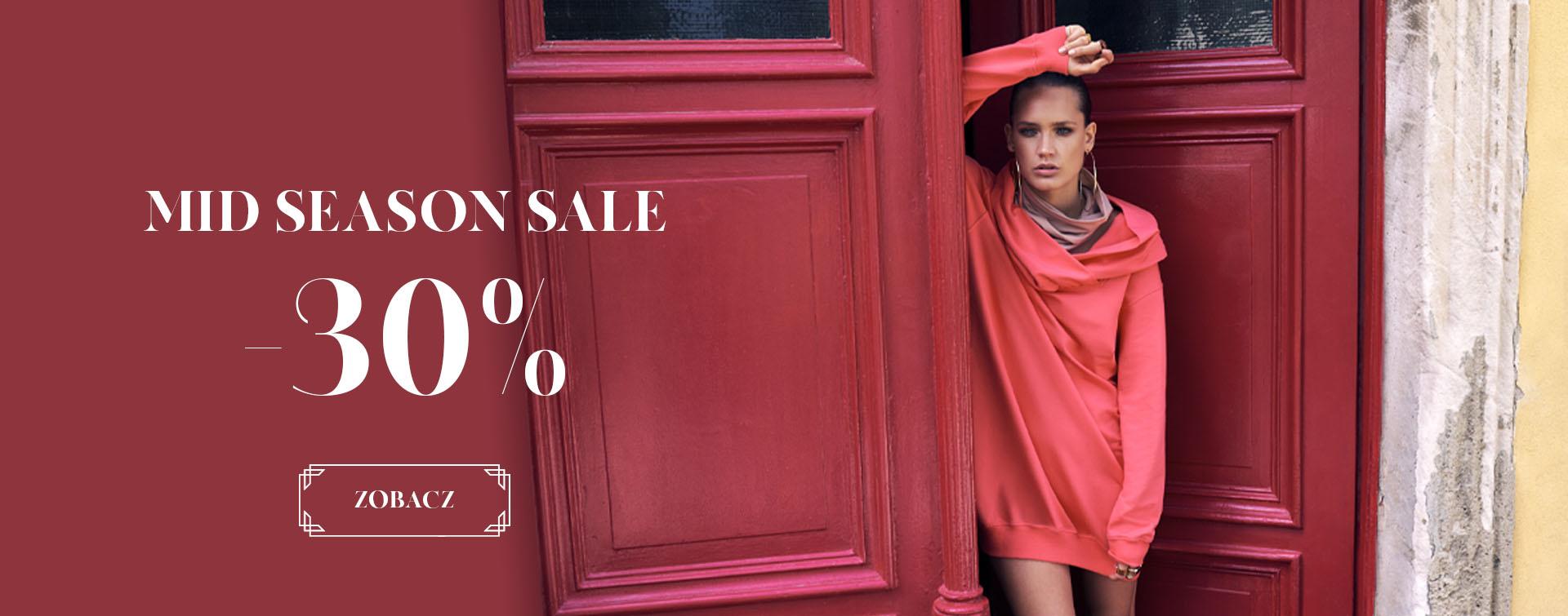 By Insomnia: sezonowa wyprzedaż 30% rabatu na odzież damską