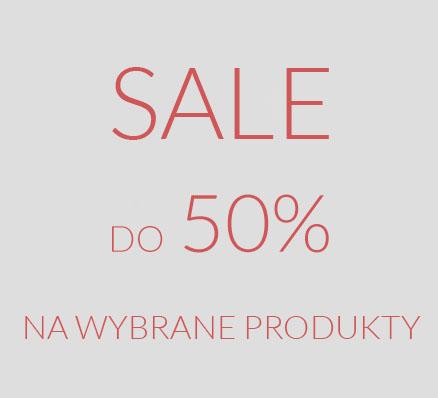 By Insomnia: wyprzedaż do 50% na wybrane produkty