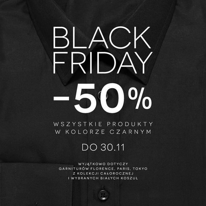 Black Friday w Bytom: 50% zniżki