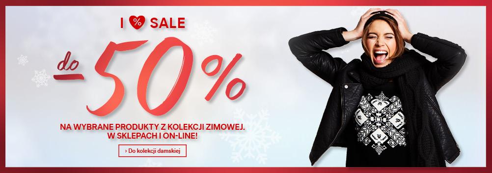 C&A: wyprzedaż do 50% na kolekcję zimową