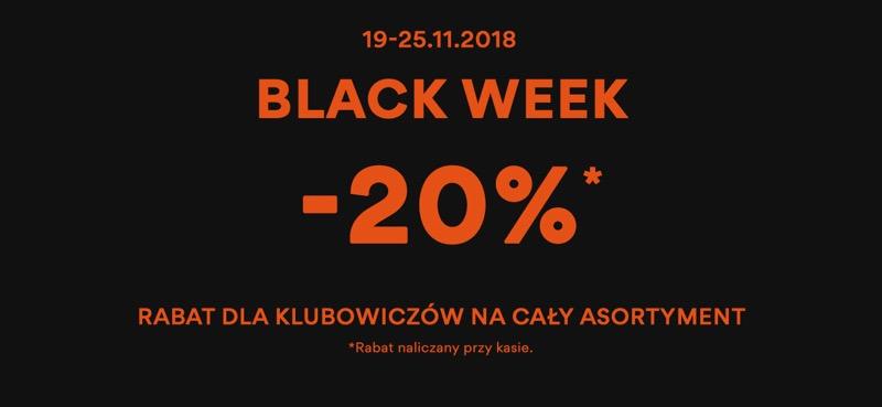Black Week CCC: 20% zniżki na cały asortyment                         title=