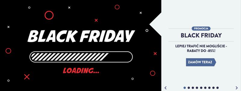 Black Friday CDP.pl: do 85% rabatu na gry komputerowe, pudełkowe, cyfrowe, planszowe oraz gadżety