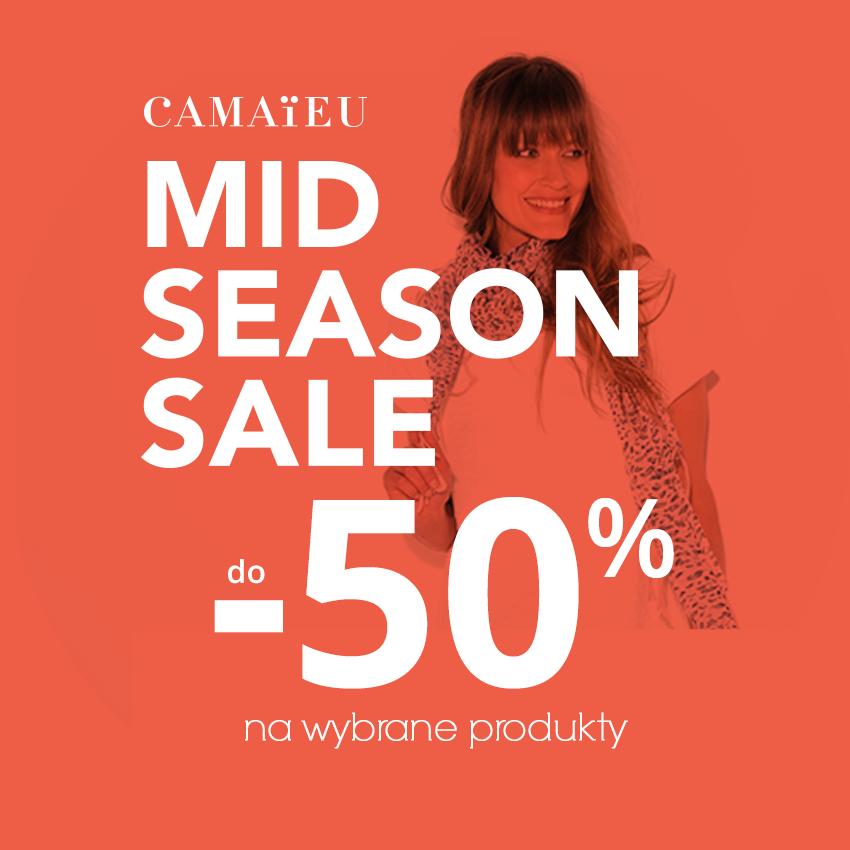 Camaieu: Mid Season Sale do 50%