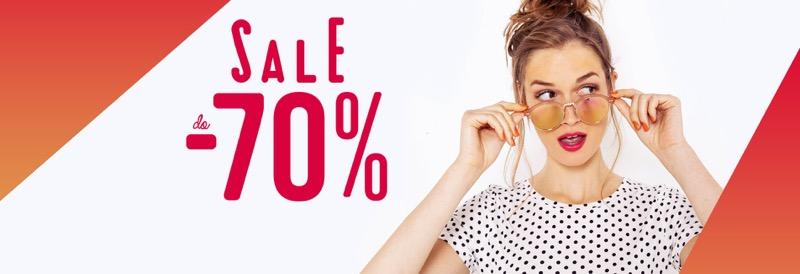 Camaïeu: wyprzedaż do 70% zniżki na kolekcję damską