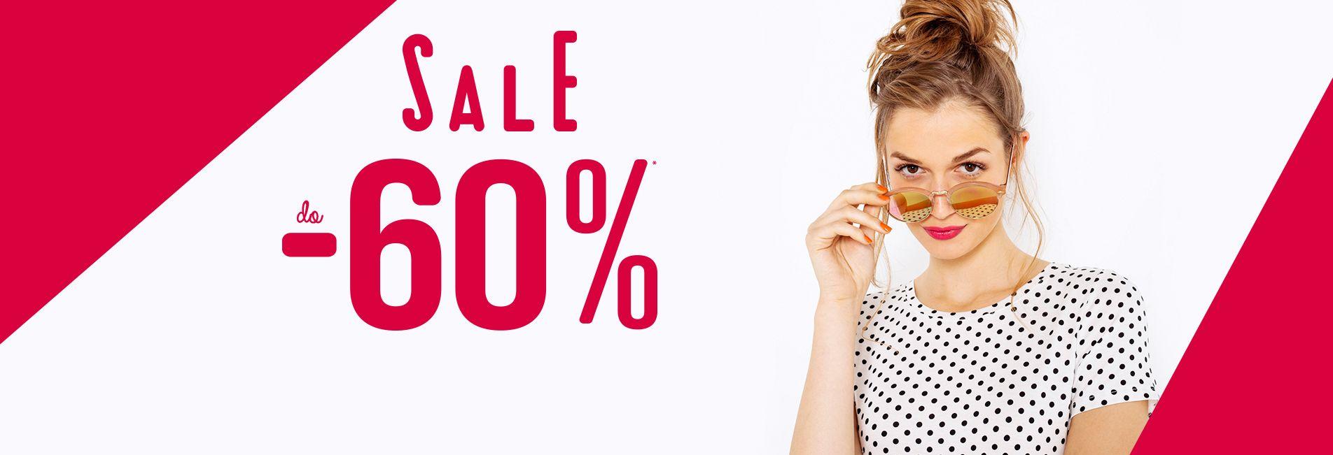 Camaïeu: wyprzedaż do 60% zniżki na odzież damską, obuwie, torebki oraz akcesoria