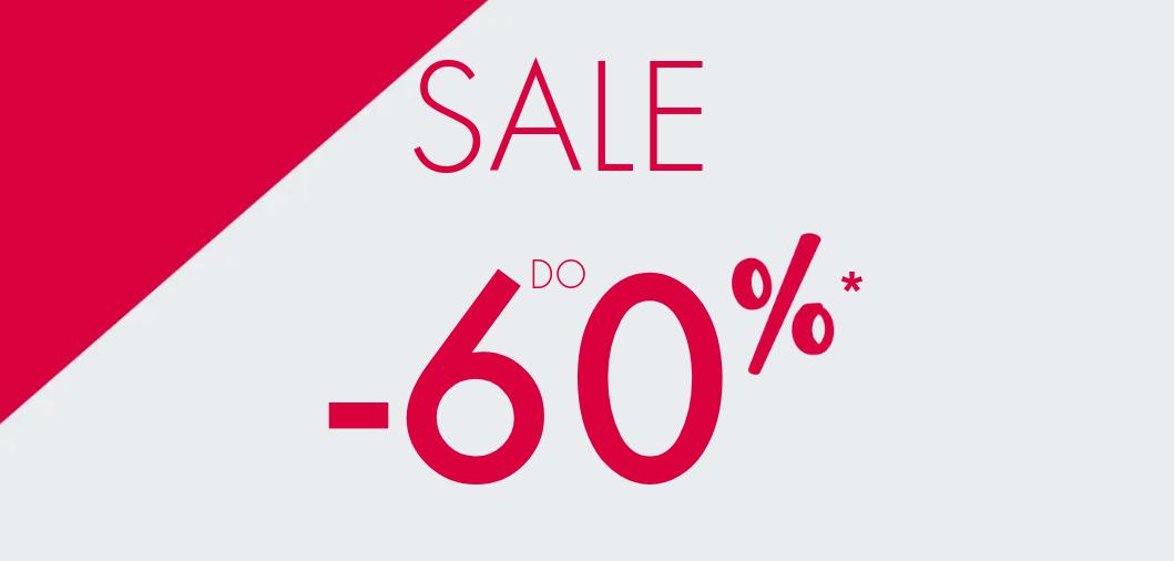 Camaïeu: wyprzedaż do 60% rabatu na odzież damską