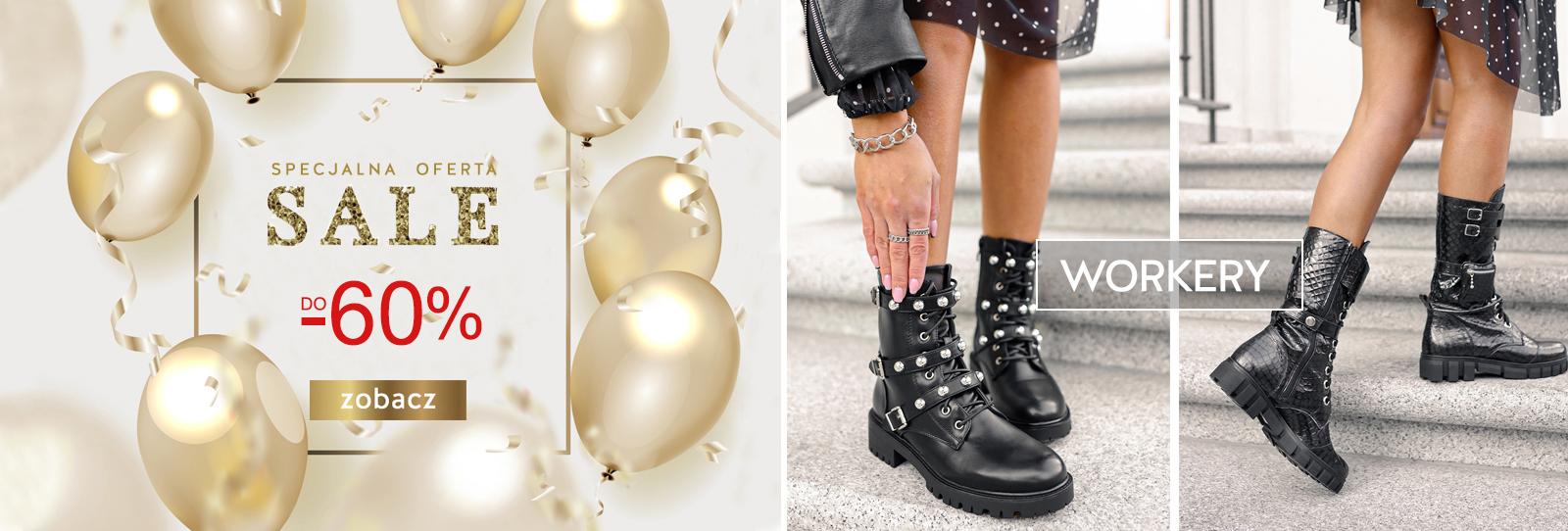 Casu: wyprzedaż do 60% rabatu na buty i torebki damskie
