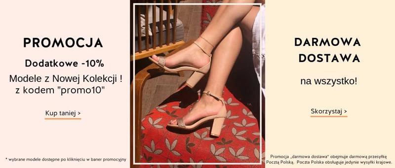Casu: dodatkowe 10% rabatu na modele obuwia z nowej kolekcji                         title=