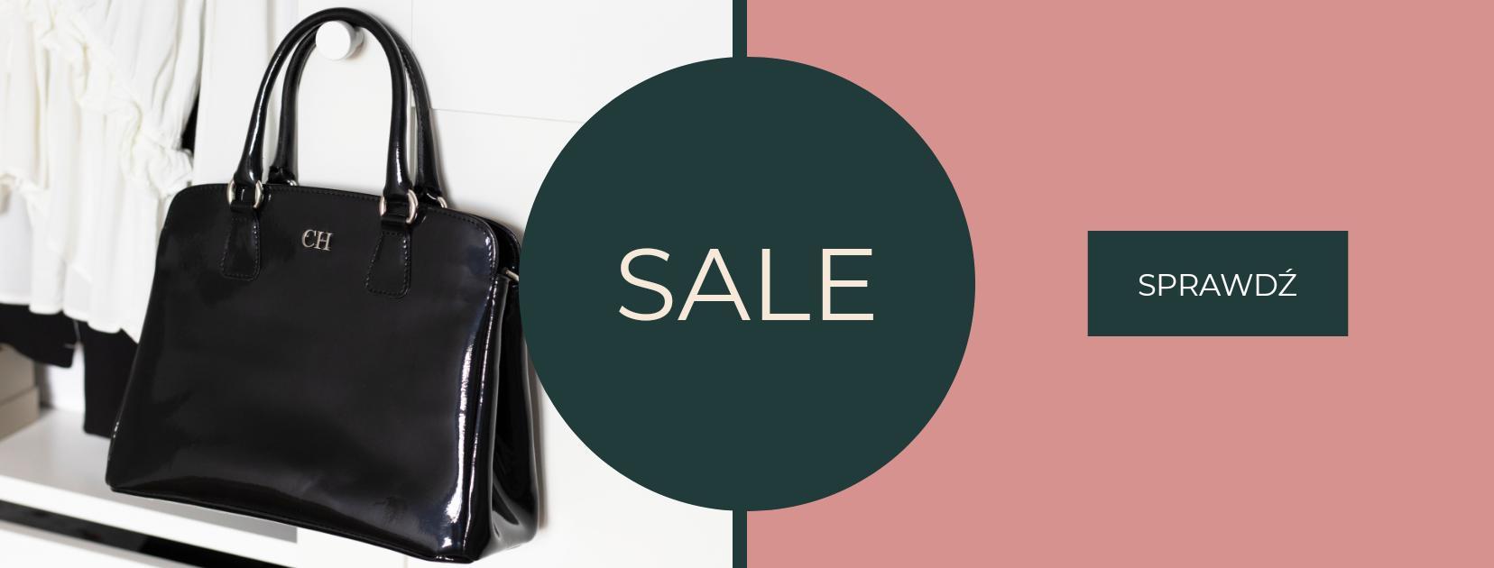 Cholewiński: wyprzedaż do 60% zniżki na walizki, torebki, rękawiczki, portfele, paski, teczki, plecaki, torby, obuwie