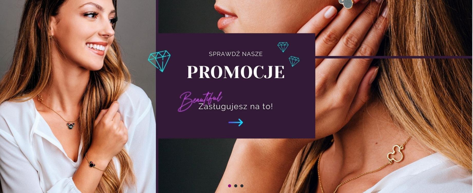 Colibra: do 70% zniżki na biżuterię - kolczyki, naszyjniki, pierścionki, zawieszki, bransoletki