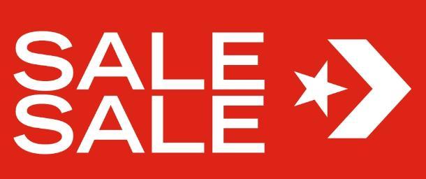 Converse: wyprzedaż do 50% rabatu na odzież oraz obuwie marki
