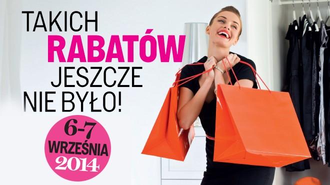 Weekend Zniżek w całej Polsce 6-7 września 2014                          title=
