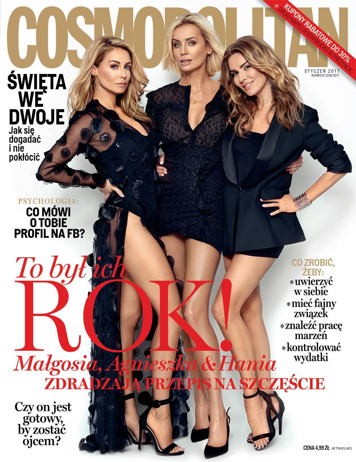 Cosmopolitan: kupony rabatowe do 30% zniżki                         title=