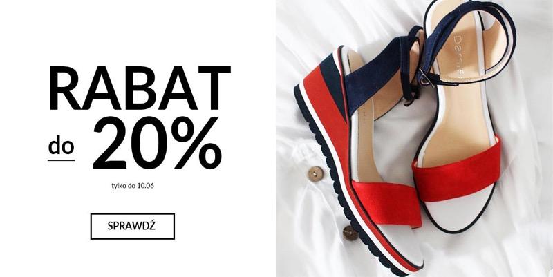 CoZaButy: do 20% zniżki na buty damskie i męskie