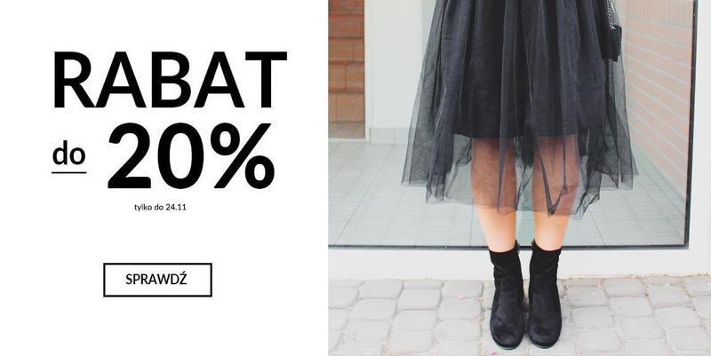 CoZaButy: do 20% rabatu na buty damskie i męskie                         title=