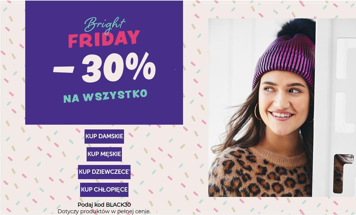 Crocs: Black Friday 30% zniżki na obuwie damskie, męskie i dziecięce