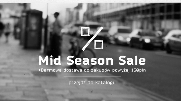 Cropp: Mid Season Sale rabaty nawet powyżej 50%