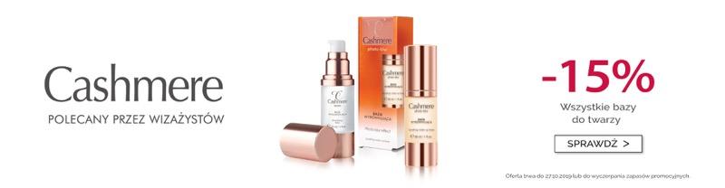 Dax Cosmetics: 15% rabatu na wszystkie bazy do twarzy