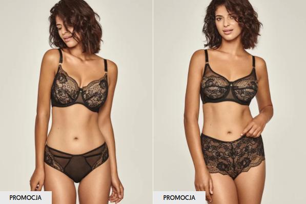 Dalia Lingerie: do 30% zniżki na bieliznę damską w kategorii promocje - prawie 200 modeli
